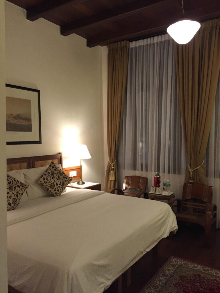 ナムケンホテルの客室 2