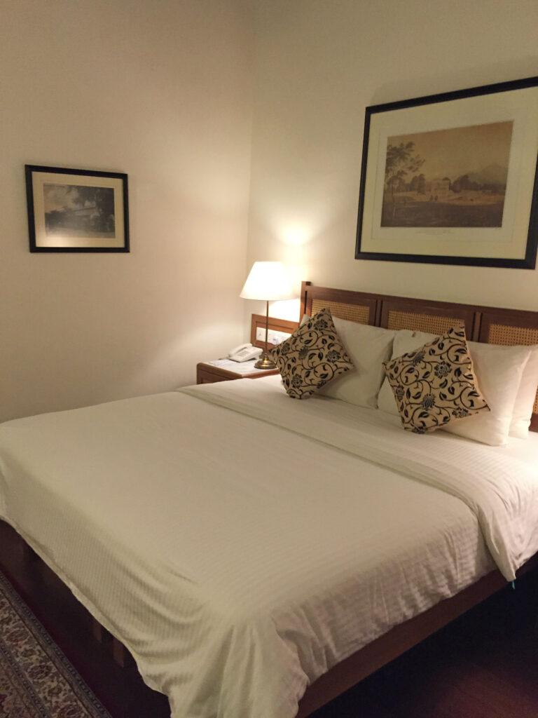 ナムケンホテルの客室 1