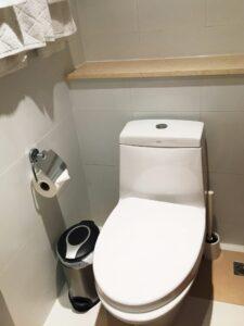CHIレジデンス314 トイレ