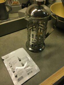 フュージョンスイーツ コーヒー