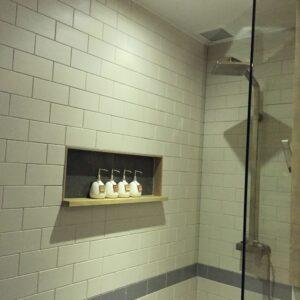 フュージョンスイーツ シャワー