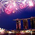 シンガポールで年越し!人混みが苦手な人にもぴったりカウントダウン花火が見えるホテル厳選5選