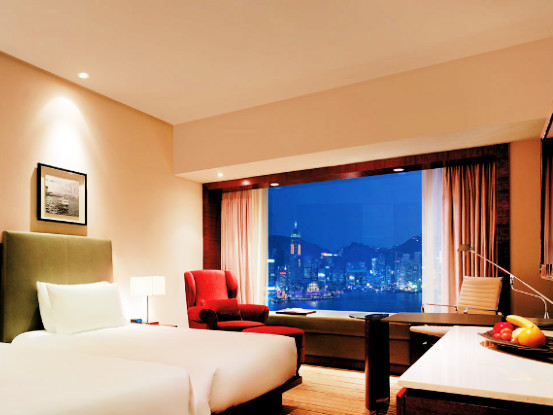 Hyatt Regency HK_club_harbour